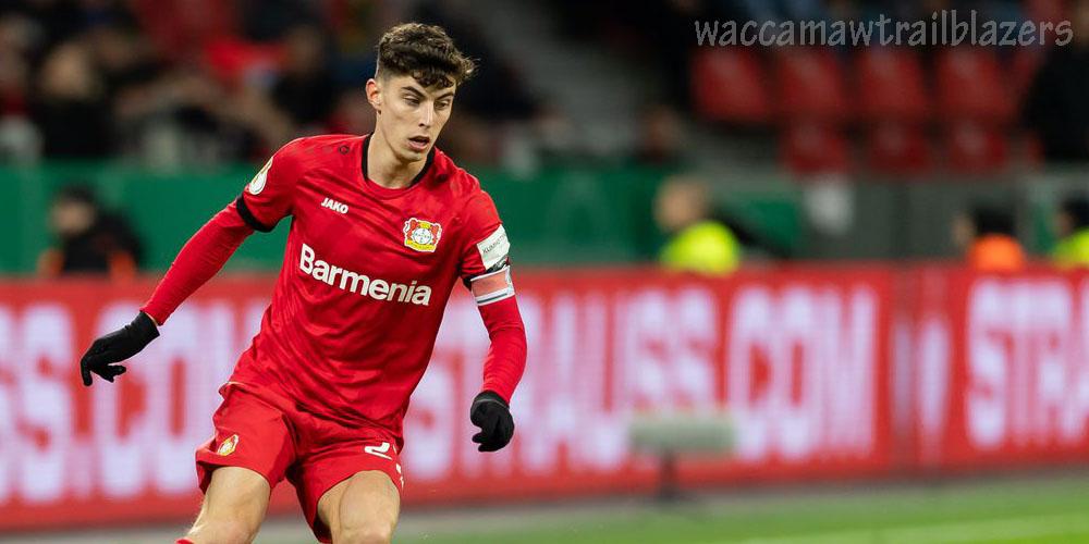 นักเตะ Havertz เพลย์เมกเกอร์ของ Bayer Leverkusen ต้องการย้ายไปเชลซีในช่วงซัมเมอร์นี้เชลซีกำลังดำเนินการเจรจาเพื่อเซ็นสัญญากับ Kai Havertz