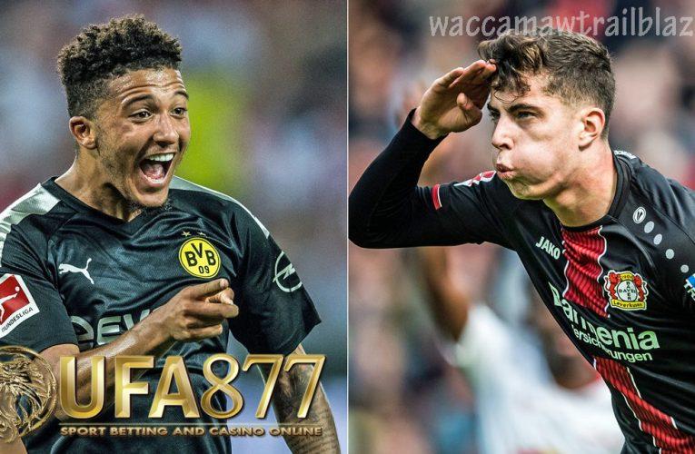 Kai Havertz และ Jadon Sancho รอข้อเสนอของ Man Utd และ Chelsea