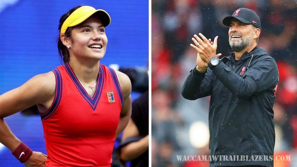 Jurgen Klopp สาบานว่าจะดูเทนนิสหญิงมากขึ้น หลังจากได้รับแรงบันดาลใจแบบเต็มจาก Emma Raducanu แชมป์ US Open คนล่าสุด เจอร์เก้นคล็อปป์
